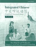 Integrated Chinese : Simplified Character Edition, Yao, Tao-chung, 088727269X