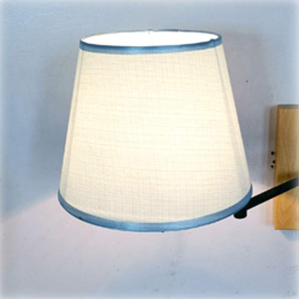 DULEE Lampenschirm Stoff PVC Tisch Lampenschirme E27 Licht Schatten f/ür Tischlampe Stehlampe Nachttischlampe,15cm