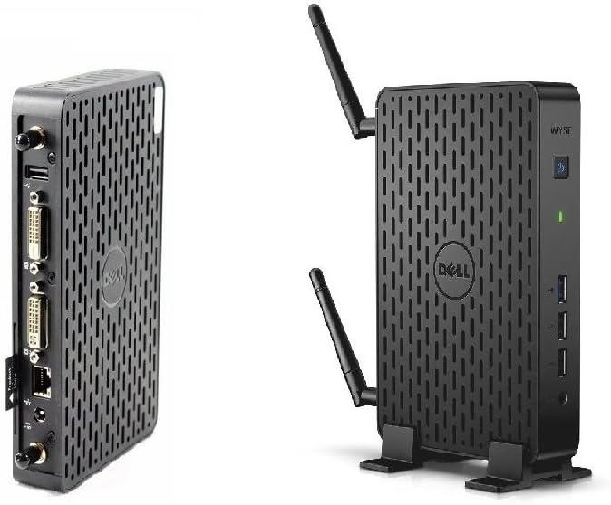 Dell Wyse 5FDCG 3030 Mini Desktop, 4 GB RAM, 16 GB Flash, Intel HD Graphics, Black