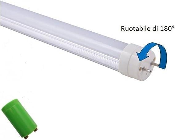 Led Rohre 90 Cm 13 Watt Kaltweiss Entspricht 30 W Neonrohre Amazon De Beleuchtung