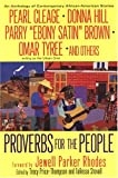 Proverbs for the People, Jewell Parker Rhodes, 0758202873