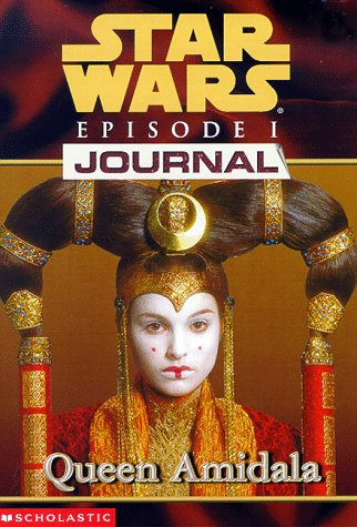 Queen Amidala (Star Wars: Journal) - Book  of the Star Wars Legends