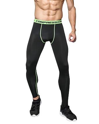 Homme Pantalons de Sport Classiques Design Épuré Leggings de Compression  pour Natation Cours Gym  Amazon.fr  Vêtements et accessoires f47c8aa1cc5