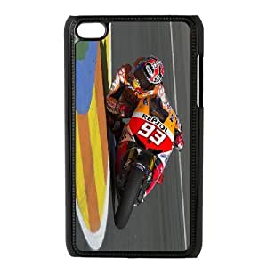 Ipod Touch 4 Phone Case Marc Marquez F5U8243