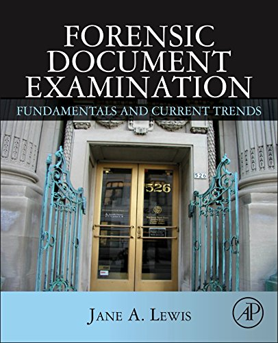 Download Forensic Document Examination: Fundamentals and Current Trends Pdf