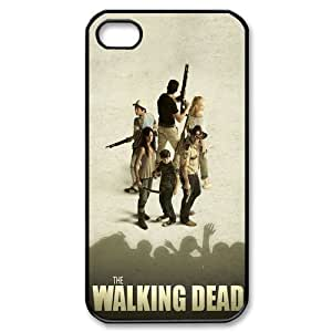 iphone 5 5s cover case with hot movie the walking dead portrait image