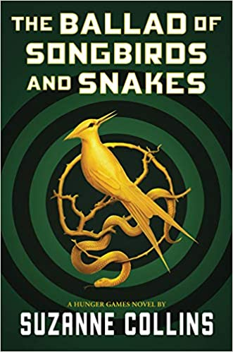 Image result for the ballad of songbirds and snakes by suzanne collins""