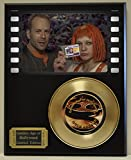 #6: Fifth Element Limited Edition Gold 45 Record Display. Only 500 made. Limited quanities. FREE US SHIPPING