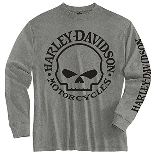 Harley Davidson Sleeve Willie Skull 1590509
