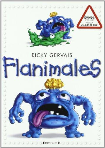 Flanimales (Spanish Edition)