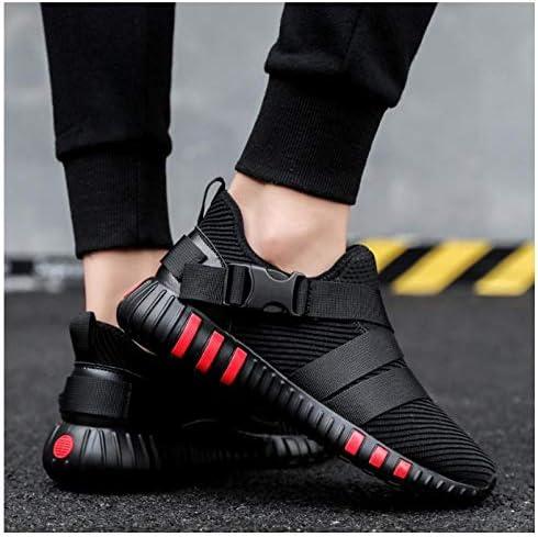 KWDA Baskets Mesh Chaussures De Sport pour Hommes Chaussures pour Hommes Légers Et Confortables Chaussures De Randonnée Respirantes Chaussures De Noix De Coco