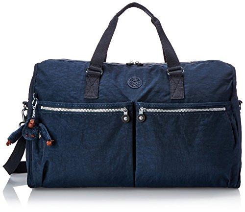 Kipling Itska N Solid, True Blue, One (Kipling Travel Bag)