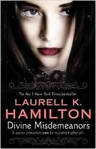 Hamilton laurell k books in order