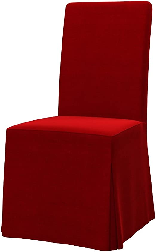 Soferia - IKEA HENRIKSDAL Funda Silla, Larga, Elegance Red: Amazon ...