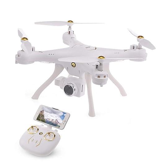 Xianxian88 RC Drone con cámara GPS 1080P RC Quadcopter 2.4 G WiFi ...