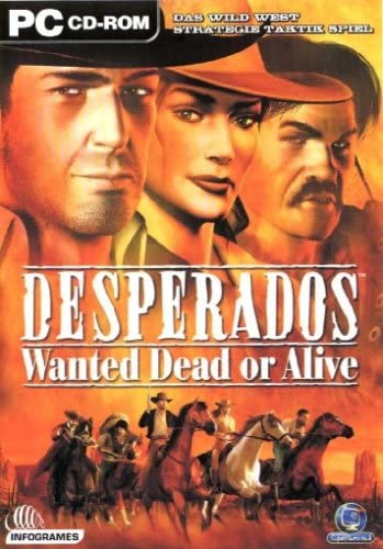 Desperados Wanted Dead Or Alive Import Allemand Amazon Fr Jeux Video