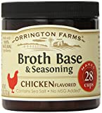 Orrington Farms Chicken Flavored Granular Base, 6-Ounce (Pack of 6)