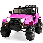 Best Choice Products 12V Kids Ride-On Truck Car w/ Remote Control, 3 Speeds