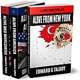 James Robb Thrillers: Books 1-3: Terrorism Thrillers (James Robb Thrillers Box Set)