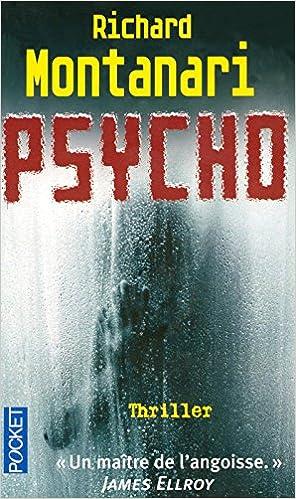 PSYCHO - Richard Montanari