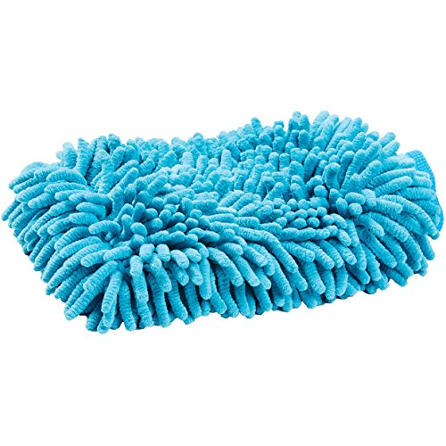 Roma Grooming - Roma Microfibre Wash Grooming Mitt One Size Aqua