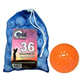Orange Pre-owned Golf Ball Mix (36 pack)