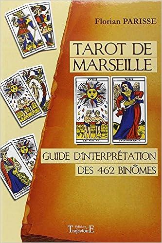 Livre sur l'interprétation du Tarot de Marseille