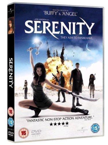 Serenity [Reino Unido] [DVD]: Amazon.es: Nathan Fillion, Gina ...