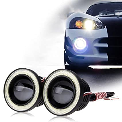 Car Fog L Angel Eye Drl Led Light For Maruti Suzuki Wagonr