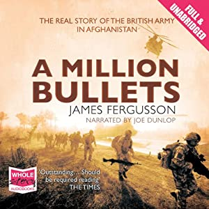 A Million Bullets Audiobook