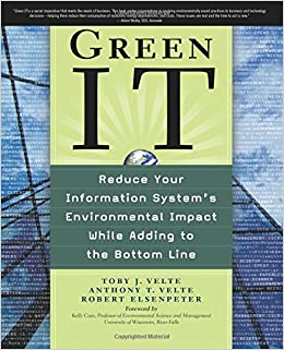 Greening the bottom line know
