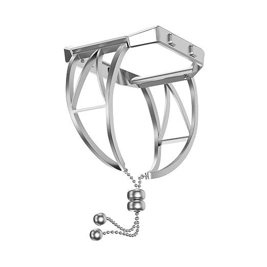 Strap Reloj para Unisex Triángulo Brazalete Tirar Hebilla Correa de Elegante Cadena Reemplazo Bandas de Inteligente Pulsera con Marco: Amazon.es: Relojes