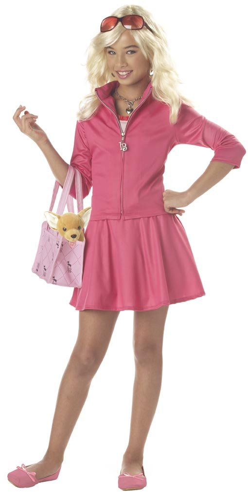 Legally Blonde Tween Costume Size X-Large Franco 181291 A1C26001