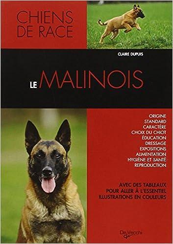 Ebooks téléchargeables en ligne Le malinois en français