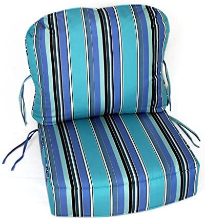 Comfort Classics Sunbrella Outdoor DEEP Seating Chair Cushion Boxed Welted Inc.