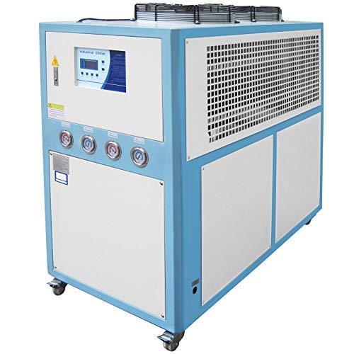 Mophorn 10 Tons Air-Cooled Industrial Chiller