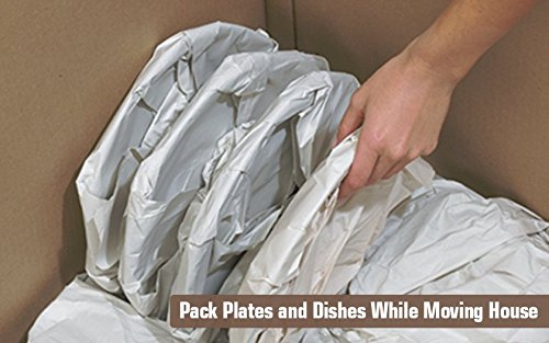 how to pack crockery for moving