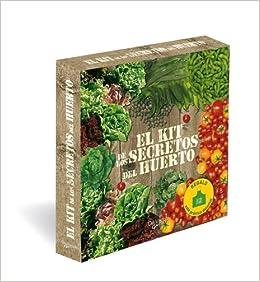 El kit de los secretos del huerto (Saber vivir): Amazon.es: Aa.Vv ...