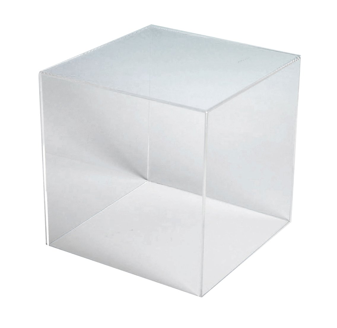 ef2d13f0f968 Choice Acrylic Displays Acrylic Box Case | 5 Sided Display Box | Acrylic  Cube 6