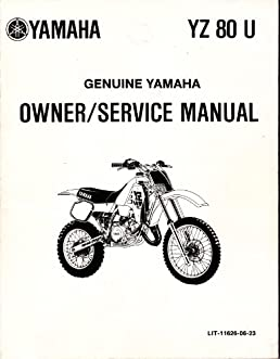 yamaha yz manual user guide manual that easy to read u2022 rh sibere co yamaha yz80 parts manual 1989 YZ 80
