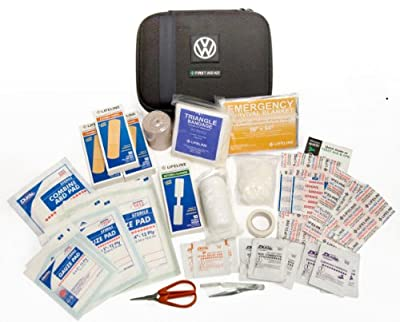 Tactical First Aid Kit: Volkswagen First Aid Kit All Models 000093108B9B9 from Volkswagen