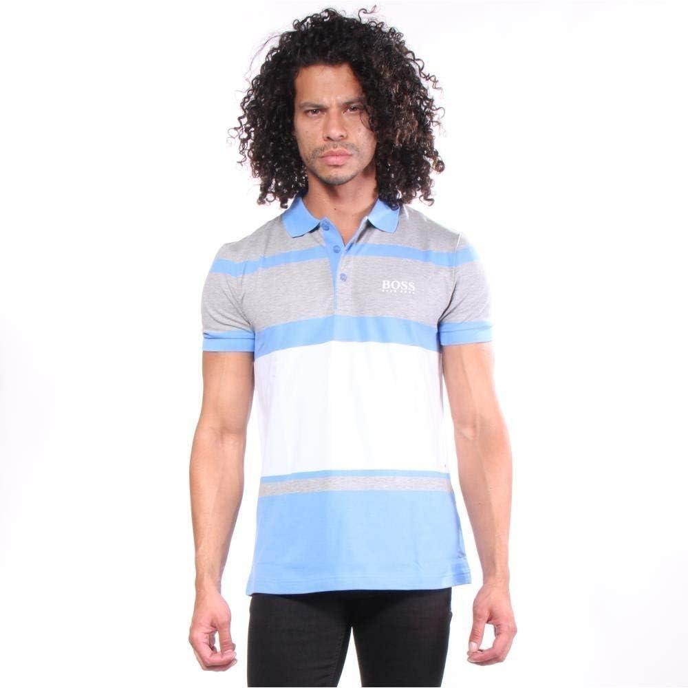 Hugo Boss Mens Paddy Pro Short Sleeve Polo Shirt