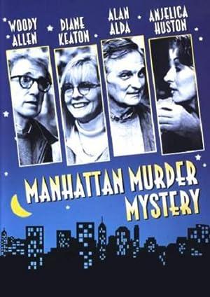 Image result for manhattan murder mystery