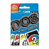 Mattel Games UNO DOS Card Game
