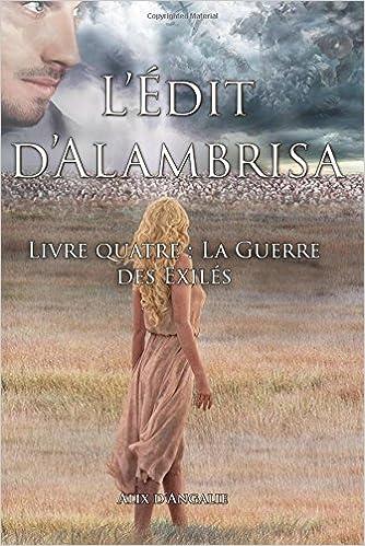Book L'Edit d'Alambrisa: Volume 4