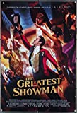 #6: The Greatest Showman (2017) Original Movie Poster
