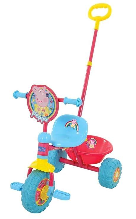 Peppa Pig m14271 mi Primer Trike: Amazon.es: Juguetes y juegos