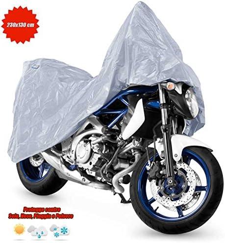 Telo coprimoto e scooter in polietilene 230x130 cm