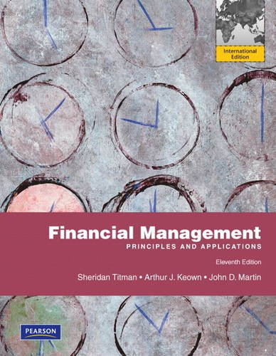Read Online Financial Management: Principles and Applications: International Edition pdf epub