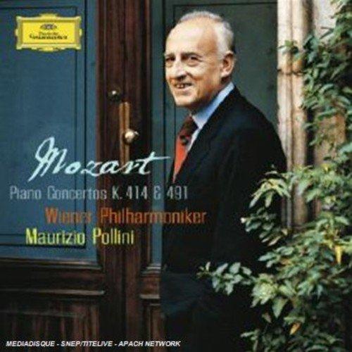 d0abb9c885 Piano Concertos K 414 & 491 - 0028947771678 - Livros na Amazon Brasil